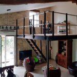 Mezzanine à décorer et décorative