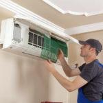 Comment démonter un système de climatisation?